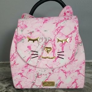 NWT LUV BETSEY by Betsey Johnson backpack